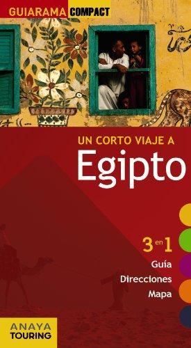 Egipto (Guiarama Compact - Internacional) por Anaya Touring