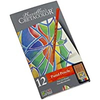 Cretacolor Fine Art Pastel Pencils 12 colors by Cretacolor