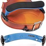 #9: Everest Blue ES Series 4/4 Violin Adjustable Shoulder Rest