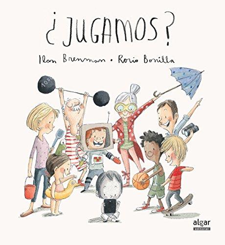 Jugamos (Álbumes ilustrados) por Ilan Brenman