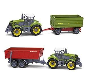 Reel Toys Reeltoys2130 - Tractor de carretes