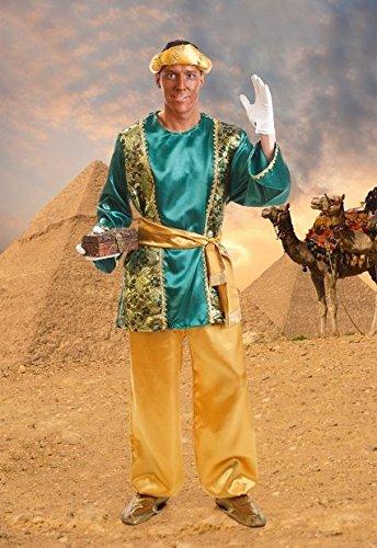 Imagen de disfraz de paje del rey baltasar para hombre