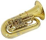 Classic Cantabile t-190BB tuba in ottone