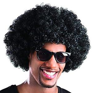 Boland - Peluca afro para disfraz (86020)