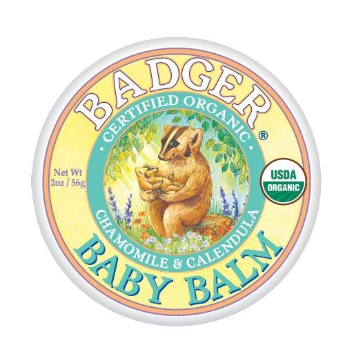 Baby Balm, Chamomile & Calendula, 2 oz/56 g