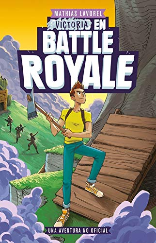 Victoria en Battle Royale par Mathias Lavorel