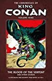 Chronicles of King Conan Vol. 9, The