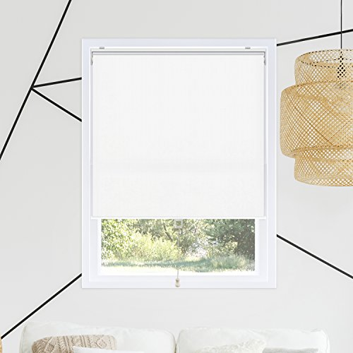 Chicology Smooth Room Darkening Window Blind Snap-N'-Glide 30