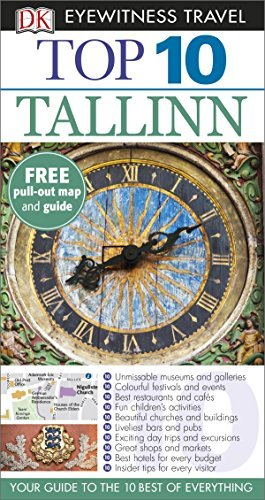 DK Eyewitness Top 10 Travel Guide: Tallinn by DK (2015-01-16)