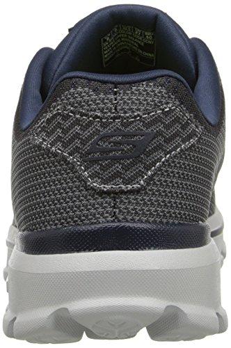 Basket Skechers Go Walk 3 Gris Gris