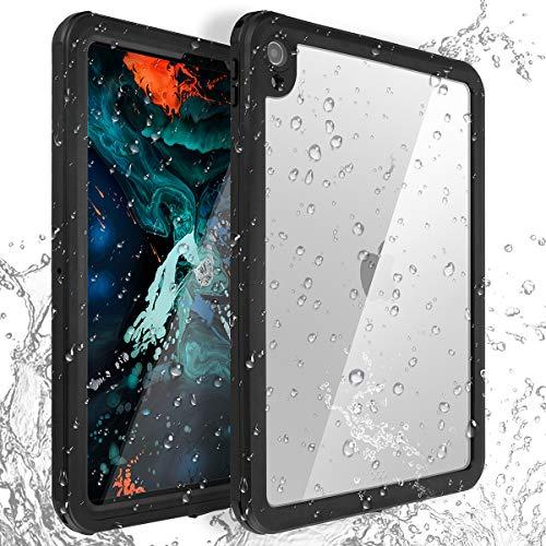 AICase Estuche Impermeable para Apple iPad Pro 11 Pulgadas con Touch ID Muy Sensible y con función Atril extraíble