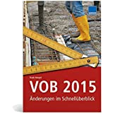 VOB 2015: Änderungen im Schnellüberblick