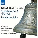 """Khachaturian: Symphony No. 2 in E Minor """"The Bell"""" & Lermontov (Excerpts)"""