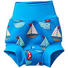 Splash About Happy Nappy mejorada, Set Sail, 12 – 24 meses