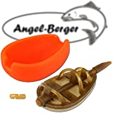 Angel Berger Master Method Feeder Set Medium Feederkorb Futterkorb (50g)