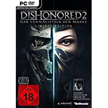 Dishonored 2: Das Vermächtnis der Maske - Limited Edition (inkl. Definitive Edition) [PC]