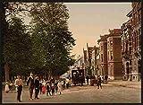 Photo Maliebaan Utrecht A4 10x8 Poster Print