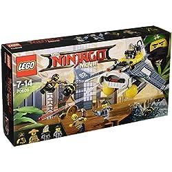 LEGO Ninjago - Ninjago Bombardero-mantarraya