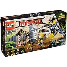 LEGO Ninjago - Ninjago Bombardero-mantarraya (70609)