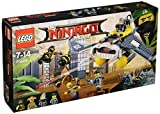LEGO Ninjago Movie 70609 Manta Ray Bomber Toy