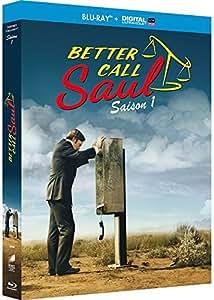 Better Call Saul - Saison 1 [Blu-ray + Copie digitale] [Import italien]