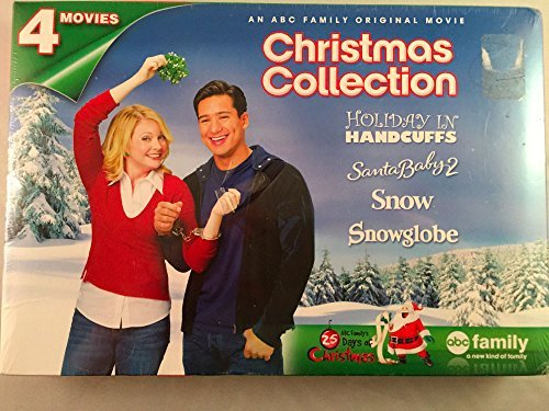 ABC Family Christmas Collection: Holiday in Handcuffs / Snow / Santa Baby 2 / Snowglobe (Four-Pack) (Santa Baby 2)