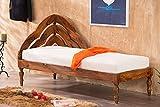 Decor Savvy Interiors High Quality Rosewood made Sethi cum Divan, Couch for Living Room, Home Decor