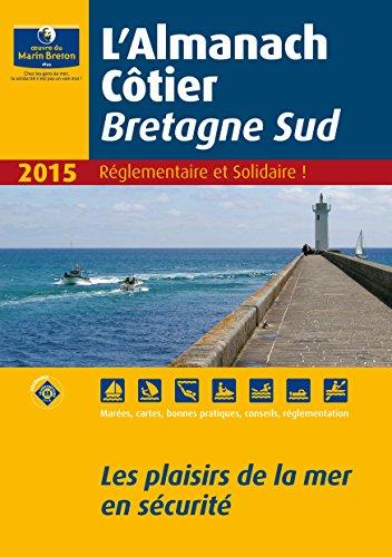 Almanach Cotier Bretagne Sud 2015