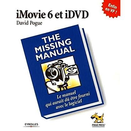 iMovie 6 et iDVD