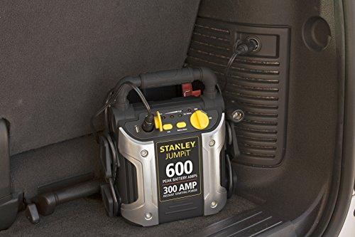 Cargador de baterías Stanley 2