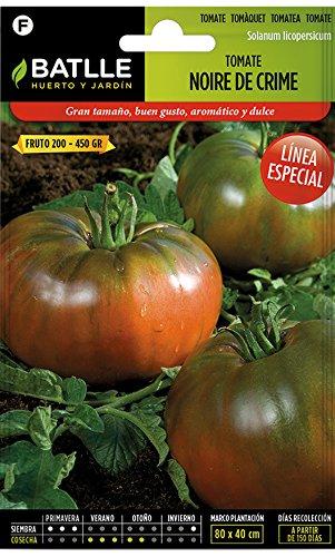 Semillas Batlle Semences de tomates spéciales Noire de Crimée