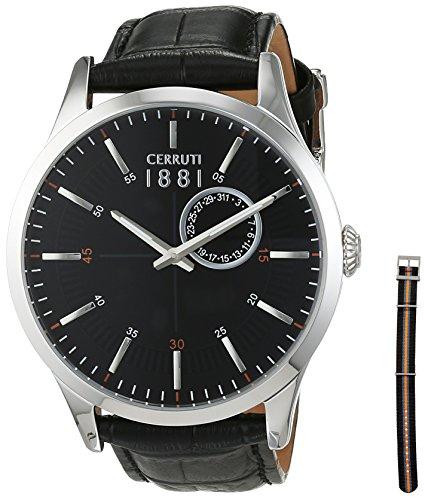 cerruti-1881-cra124sn02bk-as-montre-homme-quartz-analogique-bracelet-cuir-noir