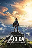 Póster The Legend of Zelda - Breath of the Wild/Sunset (61cm x 91,5cm) + 1 póster sorpresa de regalo