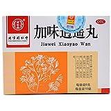 Jia Wei Xiao Yao Wan (Happy Pills) (6g* 10 bags) JiaWei XiaoYao Wan Pack of 3
