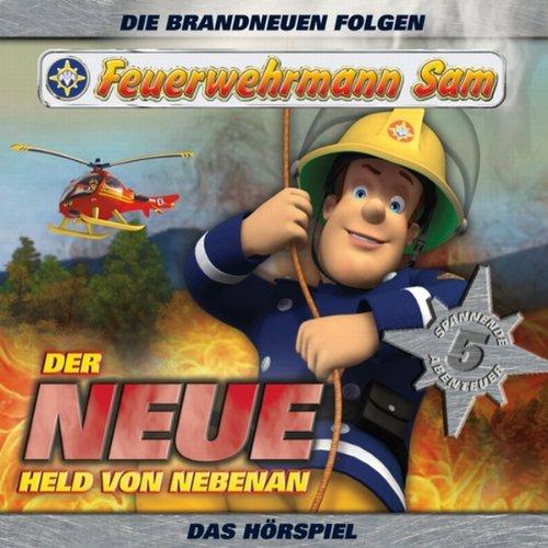 Buchseite und Rezensionen zu 'Der neue Held von nebenan (Feuerwehrmann Sam 1)' von Rob Lee