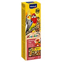 Vitakraft Treat for Australian Fruit Parrots , 180 gm