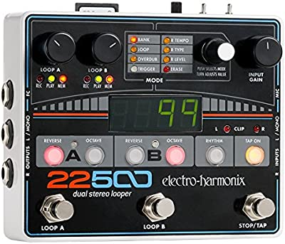 Electro Harmonix 22500 Looper · Pedal guitarra eléctrica
