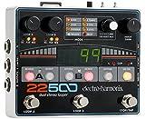 Electro Harmonix 665229effetto di chitarra elettrica con Sintetizzatore Filtro 22500Dual Ster. Looper
