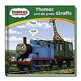 Thomas und seine Freunde, Bd. 3: Thomas und die große Giraffe