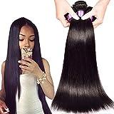 Danolsmann Hair Extension Straight Brazilian Hair Bundles, One - Best Reviews Guide