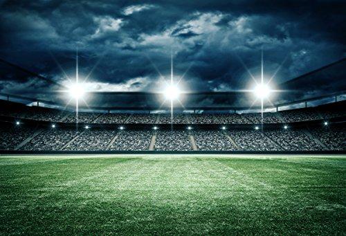fivantm-en 5x 2,1(150x 220cm) Kinder Fußball Fußball Field Fotografie Hintergrund Fotografie Hintergrund Fotografie Requisiten Foto (Prop Foto Fußball)