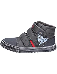 Beverly Hills Polo Club Sneaker Bambino Pelle Grigio 1171d1ee644