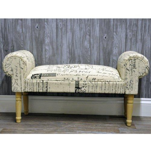 Cheap Linin Designer Ottoman