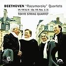 Beethoven : les Quatuors