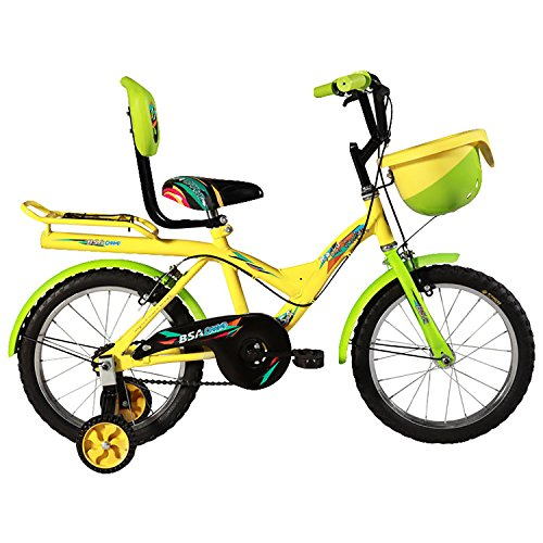 bsa champ rocky junior 16 inch (yellow green) BSA Champ Rocky Junior 16 Inch (Yellow Green) 51dj8LGhSjL