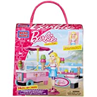 Mega Bloks Barbie Build N Style Ice Cream Cart