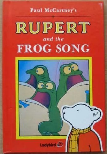 Rupert And the Frog Song (Book of the Film)