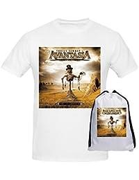 Avantasia The Scarecrow Graphic T Shirts For Men Crew Neck XXXX-L