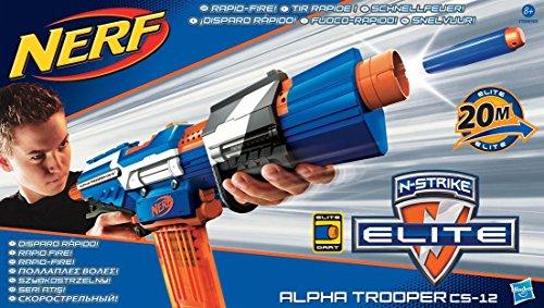 N-Strike Elite Alpha Verpackung