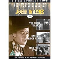 John Wayne Most Wanted-Lucky Texan, The / Randy Rides Alone / Man From Utah [1934] [DVD] by John Wayne